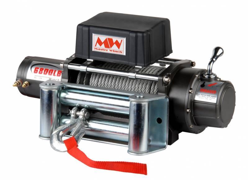 Автомобильная лебедка MW 6800
